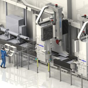 FGD Gantry Milling Machine Special Applications