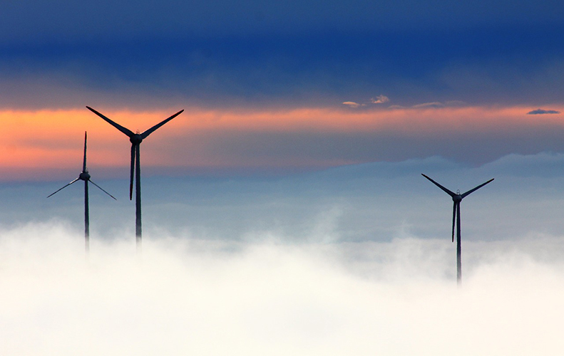 HIDROELECTRIC AND WIND POWER